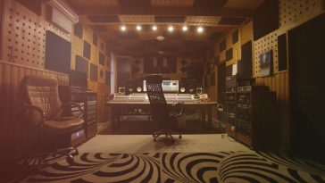 Alat Perekam Musik Studio