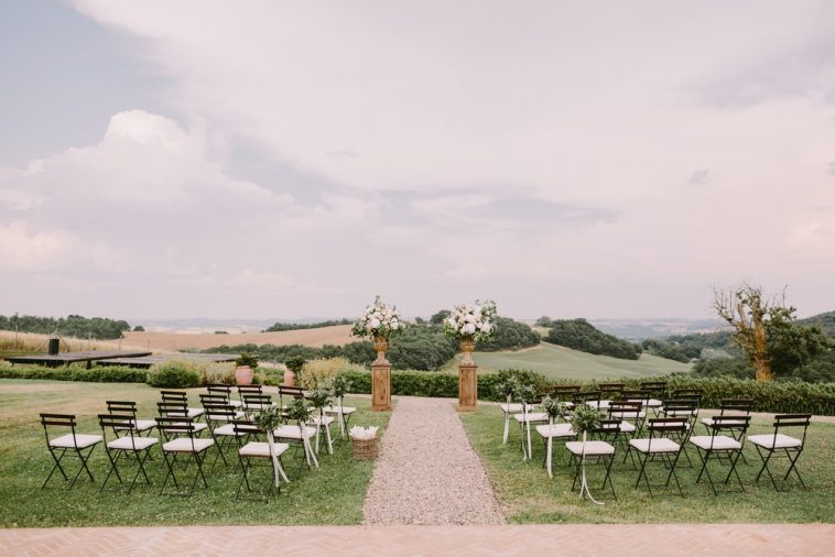chic wedding venue
